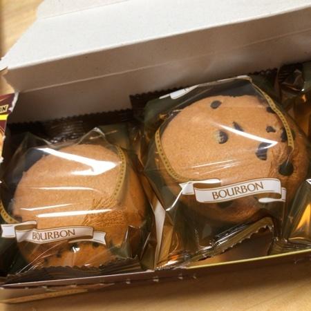 チョコチップクッキー 【ブルボン】の中身画像