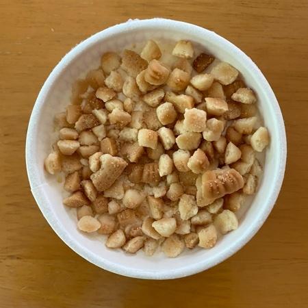 MOW PRIME バタークッキー&クリームチーズ 【森永乳業】【冷凍】の中身画像