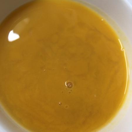 玄米とかぼちゃのポタージュ 180g 【プレマシャンティ】 の中身画像