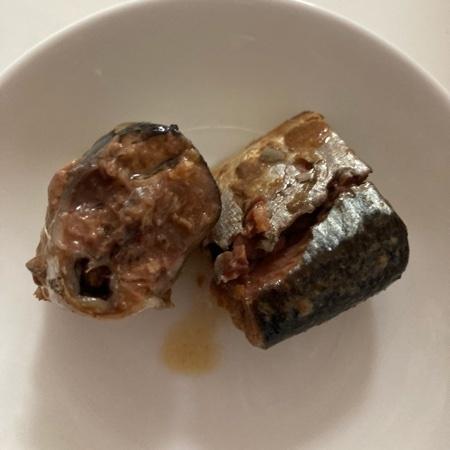 国産さんま醤油煮 【伊藤食品】【缶】の中身画像