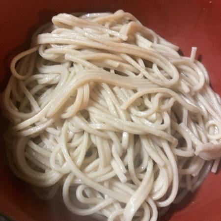 更科そば 【五木食品】の中身画像