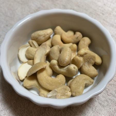 まろやか味わいカシューナッツ 【ローソン】の中身画像