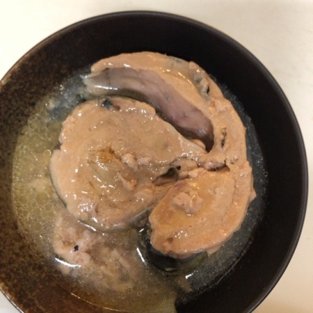 うまい!鯖水煮 【SSK】【缶】の中身画像