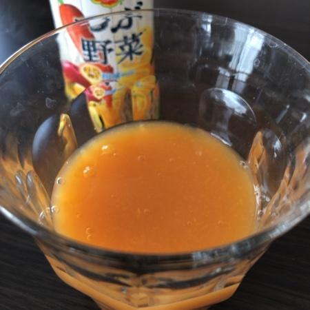 つぶ野菜 まるごと搾り 柑橘mix 【デルモンテ】の中身画像