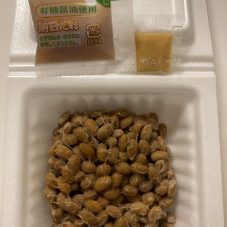 有機そだち 極小粒納豆 【あづま食品】の中身画像