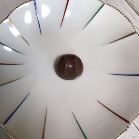 マカダミアチョコレート 【明治】の中身画像