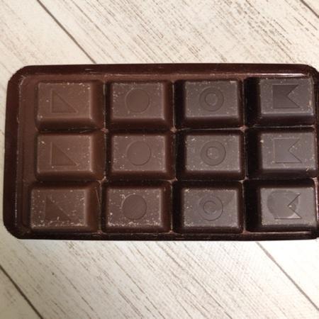 ルック4 チョコレートコレクション 【不二家】の中身画像
