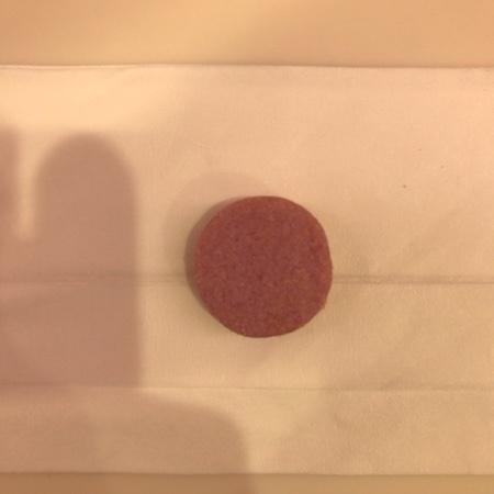 国産素材でつくったクッキー 紫さつまいも 【無印良品】の中身画像