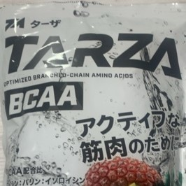 BCAA 8000mg アミノ酸 クエン酸 パウダー パイナップル風味 【TARZA】の中身画像