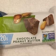 プロテインバー チョコレートピーナッツバター  【Vega】の中身画像
