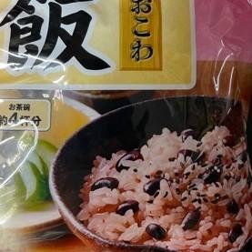 炊くだけおこわ赤飯 【コープ】の中身画像