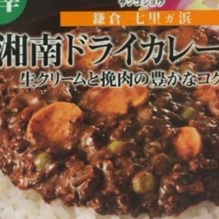 噂の名店 湘南ドライカレー お店の中辛 【エスビー食品】の中身画像