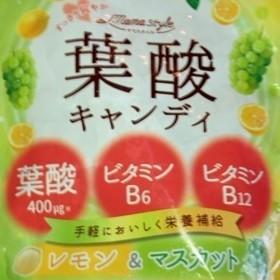 ママスタイル 葉酸キャンディ 【和光堂】の中身画像