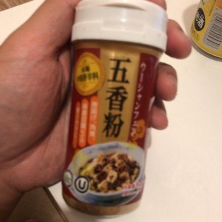 五香粉 ウーシャンフェン 【神戸物産】のパッケージ画像