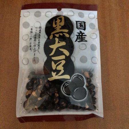 国産黒大豆 【かつまた】のパッケージ画像