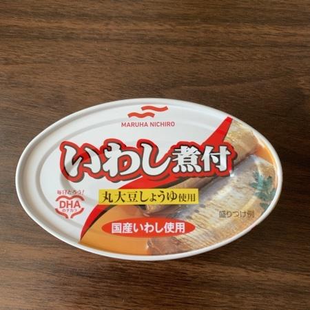 いわし煮付 100g 【マルハニチロ】【缶】のパッケージ画像