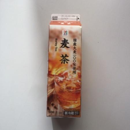 セブンプレミアム 国産大麦100%使用 麦茶 【セブンイレブン】のパッケージ画像