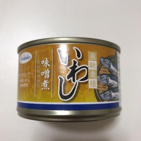 いわし 味噌煮  【ノルレェイク】【缶】のパッケージ画像