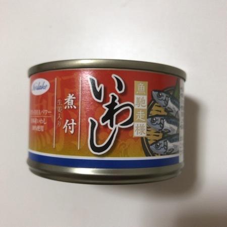 いわし 煮付(しょうゆ) 【ノルレェイク】【缶】のパッケージ画像