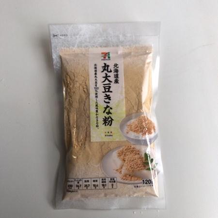 セブンプレミアム 北海道産 丸大豆きな粉 【セブンイレブン】のパッケージ画像