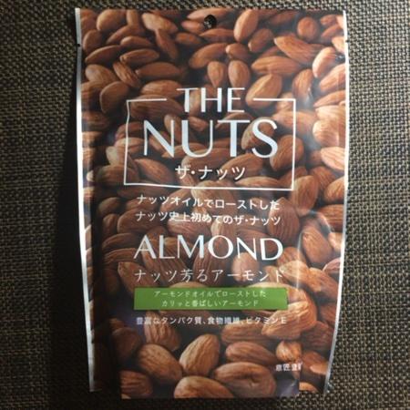THE NUTS アーモンド 【サムインターナショナル】のパッケージ画像