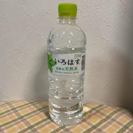い・ろ・は・す 天然水 555mlPET×24本 【コカ・コーラ】のパッケージ画像