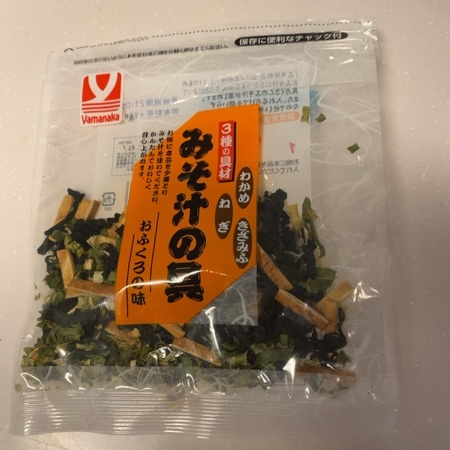 みそ汁の具 お袋の味 【ヤマナカフーズ】のパッケージ画像