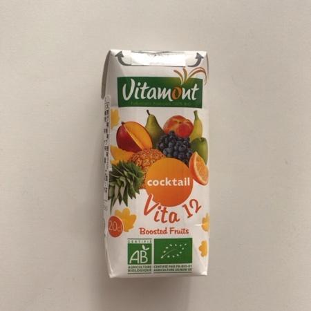 有機ミックスジュース 【ヴィタモン】のパッケージ画像