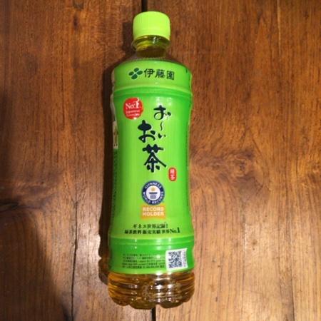 おーいお茶 緑茶 【伊藤園】のパッケージ画像