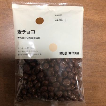 麦チョコ 【無印良品】のパッケージ画像