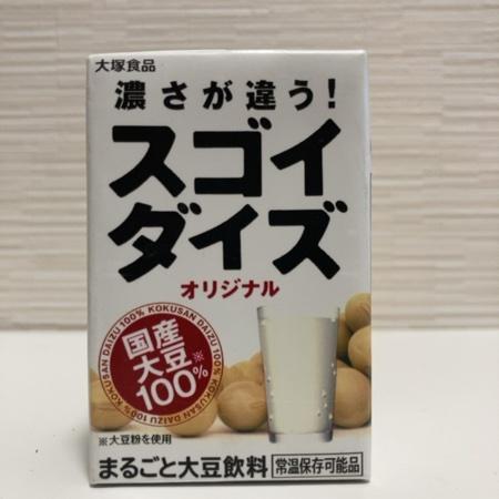 スゴイダイズ オリジナル 【大塚食品】のパッケージ画像