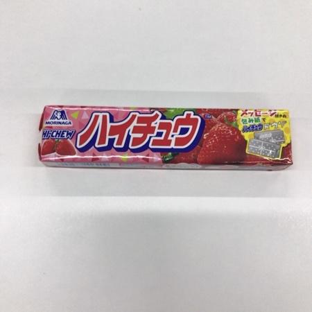 ハイチュウ ストロベリー 【森永製菓】のパッケージ画像