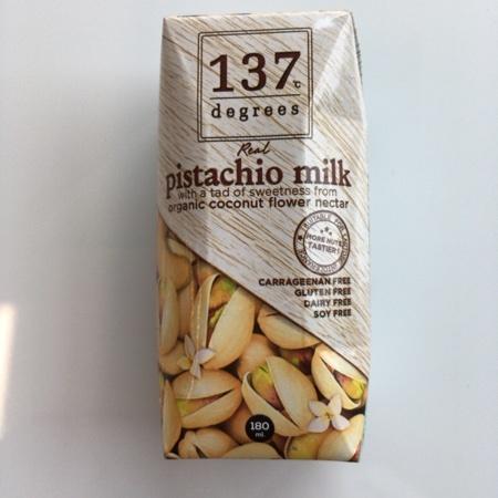 137ディグリーズ ピスタチオミルク【HARUNA】のパッケージ画像