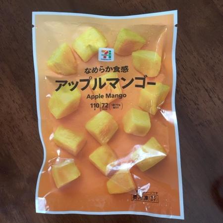 セブンプレミアム なめらか食感アップルマンゴー 【セブンイレブン】【冷凍】のパッケージ画像