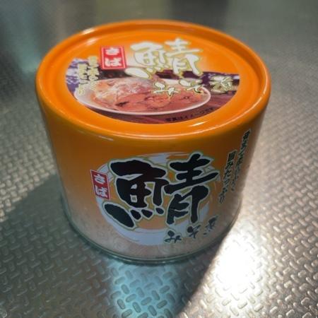 鯖みそ煮 【大黒天物産】のパッケージ画像