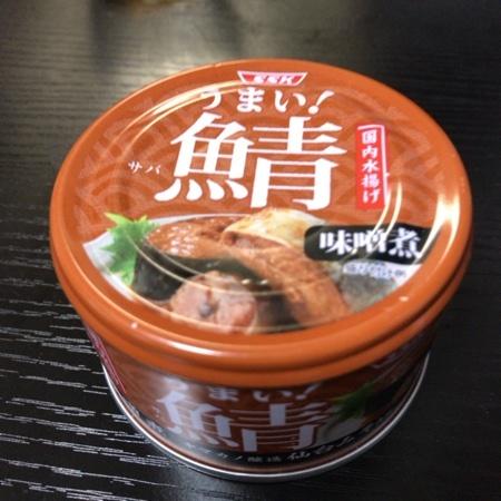 うまい!鯖味噌煮 【SSK】【缶】のパッケージ画像