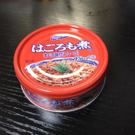 はごろも煮 まぐろ味付け(フレーク) 【はごろもフーズ】【缶】のパッケージ画像
