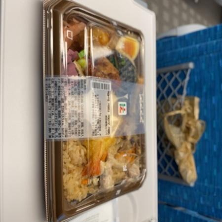 鶏めし幕の内弁当 【セブンイレブン】のパッケージ画像