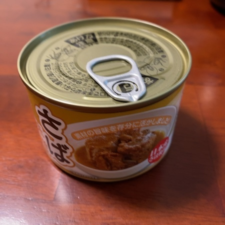 さば味噌 【レヴクリエイト】【缶】のパッケージ画像