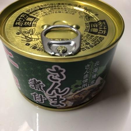 さんま煮付 【マルハニチロ】【缶】のパッケージ画像