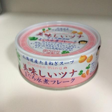 美味しいツナ 水煮 【伊藤食品】【缶】のパッケージ画像