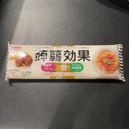 蒟蒻効果 【昭和産業】のパッケージ画像