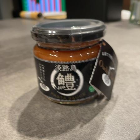 淡路島鱧ペスカトーレソース 【美味フーズ】のパッケージ画像