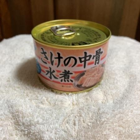 さけの中骨水煮 【キョクヨー】【缶】のパッケージ画像