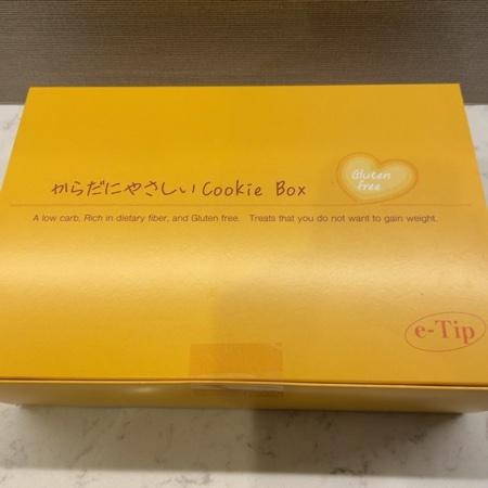 からだにやさしいクッキー 【オカダ】のパッケージ画像