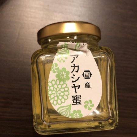 国産 アカシヤ蜜 【山田養蜂場】のパッケージ画像