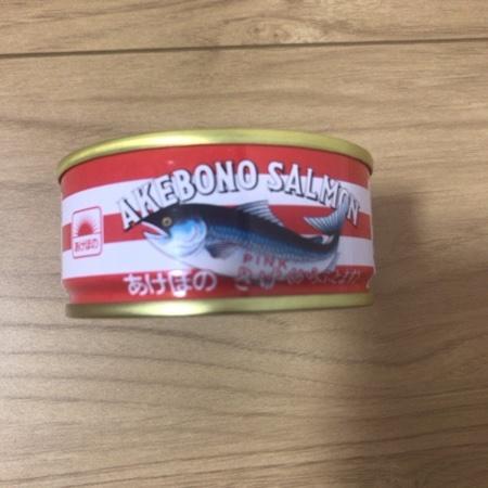あけぼのさけ 【マルハニチロ】【缶】のパッケージ画像