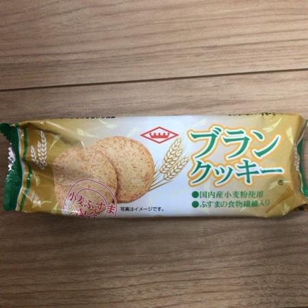 ブランクッキー 【キング製菓】のパッケージ画像